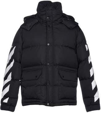 Off-White OFF-WHITETM Down jackets