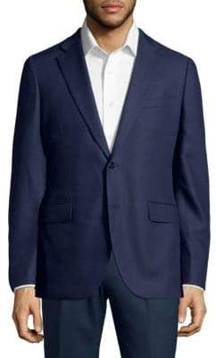 Boglioli Textured Suit Jacket