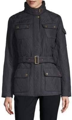 Barbour Tourer Quilted Jacket