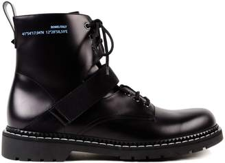 Valentino Always Lace-up Boots