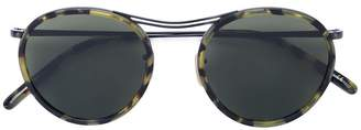 Oliver Peoples MP-3 round frame sunglasses