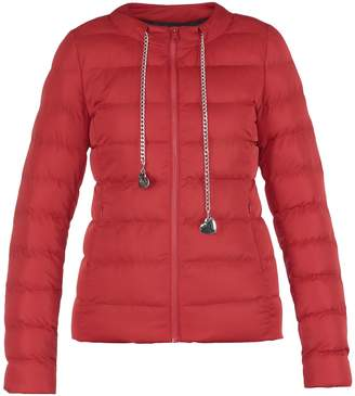 Love Moschino Quilted Down Jacket