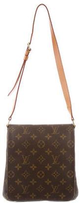 Louis Vuitton Monogram Musette Salsa Bag $395 thestylecure.com