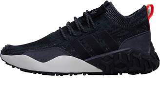 Mens F/2 TR PK Primeknit Trainers Carbon/Core Black/Cloud White