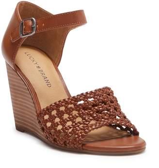 Lucky Brand Rebekka Wedge Heel