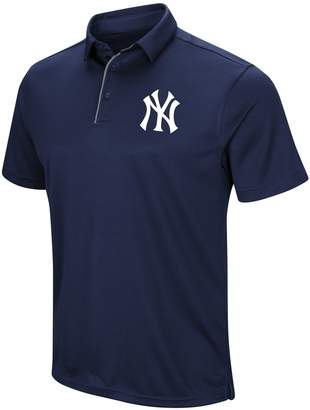 Under Armour Men's New York Yankees Tech Polo Shirt