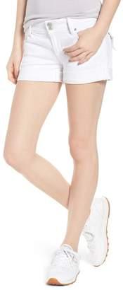 Hudson Jeans Croxley Cuff Denim Shorts