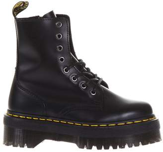 Dr. Martens 50mm Smooth Leather Boots