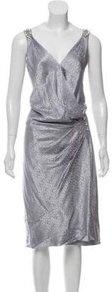 Temperley London Silk Sleeveless Dress w/ Tags