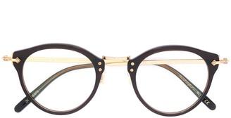 Oliver Peoples OP-505 round frame glasses