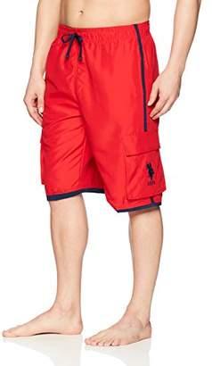 "U.S. Polo Assn. Men's 11"" Swim Shorts"