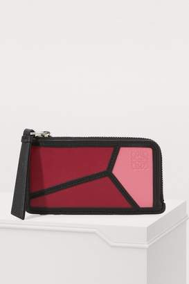 Loewe Puzzle coin/card holder