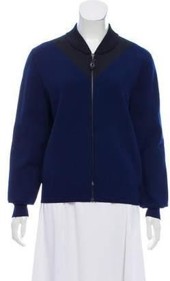 Louis Vuitton Colorblock Bomber Jacket