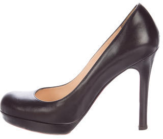 Christian Louboutin  Christian Louboutin Bruges 120 Leather Pumps