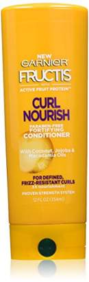 Garnier Hair Care Fructis Triple Nutrition Curl Nourish Conditioner