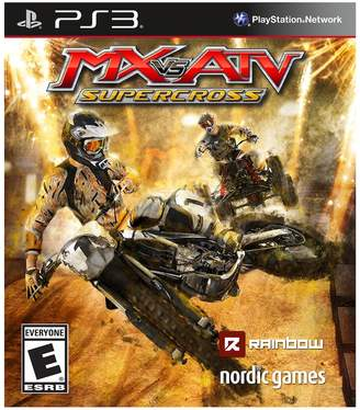 DAY Birger et Mikkelsen Kohl's MX vs ATV: Supercross for PS3