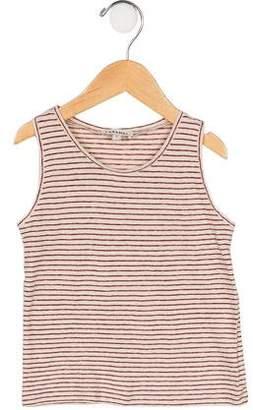 Caramel Baby & Child Boys' Striped Linen-Blend Shirt