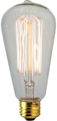 Rejuvenation 30W Squirrel-cage Tungsten Filament Bulb