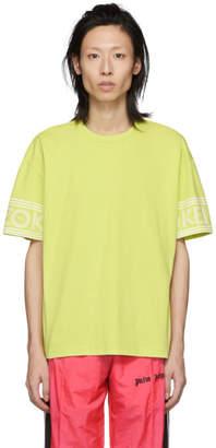 Kenzo Yellow Logo T-Shirt