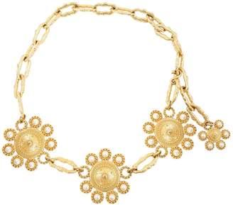 Chanel Gold Metal Belts