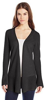 Minnie Rose Women's Core Cashmere Duster $95.86 thestylecure.com