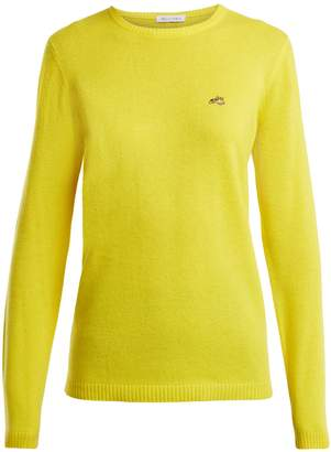 Bella Freud Round-neck cashmere sweater