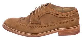 Frye James Wingtip Brogues