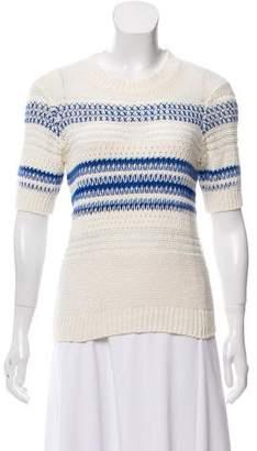 Current/Elliott Short Sleeve Knit Top w/ Tags