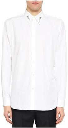 Givenchy Cotton Poplin Arrows Shirt