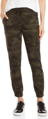 RD Style Camouflage Jogger Pants