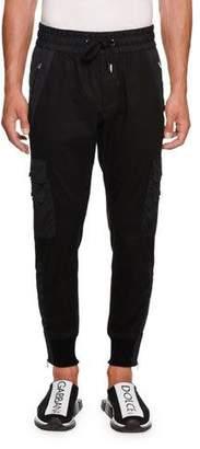 Dolce & Gabbana Men's Cargo Pants