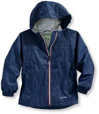 L.L. Bean L.L.Bean Kids' Discovery Rain Jacket, Lined