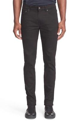 Men's Acne Studios 'Ace' Slim Straight Leg Jeans $230 thestylecure.com