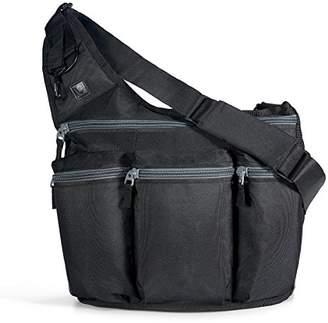 Diaper Dude Bag (Black)