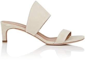 Calvin Klein Women's Susi Suede Mules