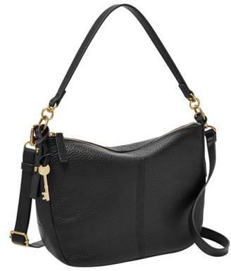 438114c3c31 Fossil Jolie Crossbody Handbags Black