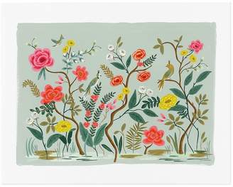 Pottery Barn Shanghai Garden by Rifle Paper Co.