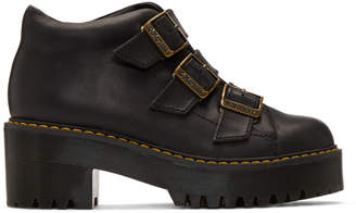 Dr. Martens Black Coppola Boots