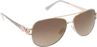 Women's RocaWear R567 Aviator Sunglasses $54.95 thestylecure.com