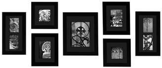 NielsenBainbridge Gallery Solutions 7 Piece Picture Frame Set