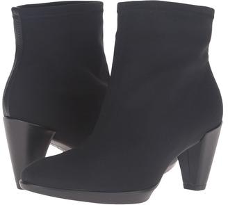 ECCO Shape 55 Plateau Ankle $170 thestylecure.com