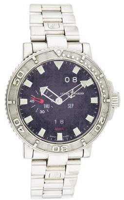 Ulysse Nardin Marine Acqua Perpetual Watch