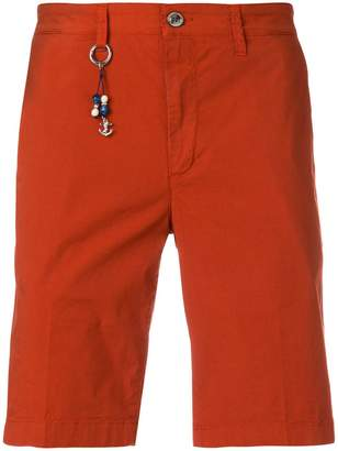 Re-Hash mid rise bermuda shorts