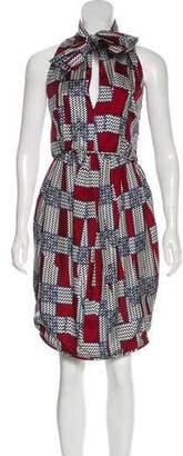 DSQUARED2 Sleeveless Knee-Length Dress