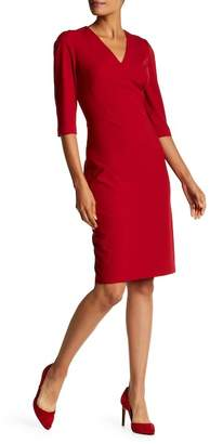 Lafayette 148 New York Delilah Wool Blend Dress