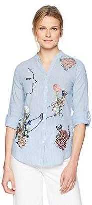 Desigual Women's Baixinha Shirt
