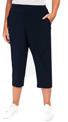 Evans Tapered Crop Pants