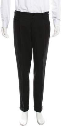 Dolce & Gabbana Pleated Wool Pants