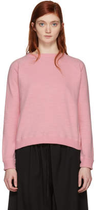 Blue Blue Japan Pink Raglan Sweatshirt