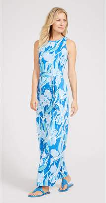 J.Mclaughlin Charlene Maxi Dress in Pacific Pansy